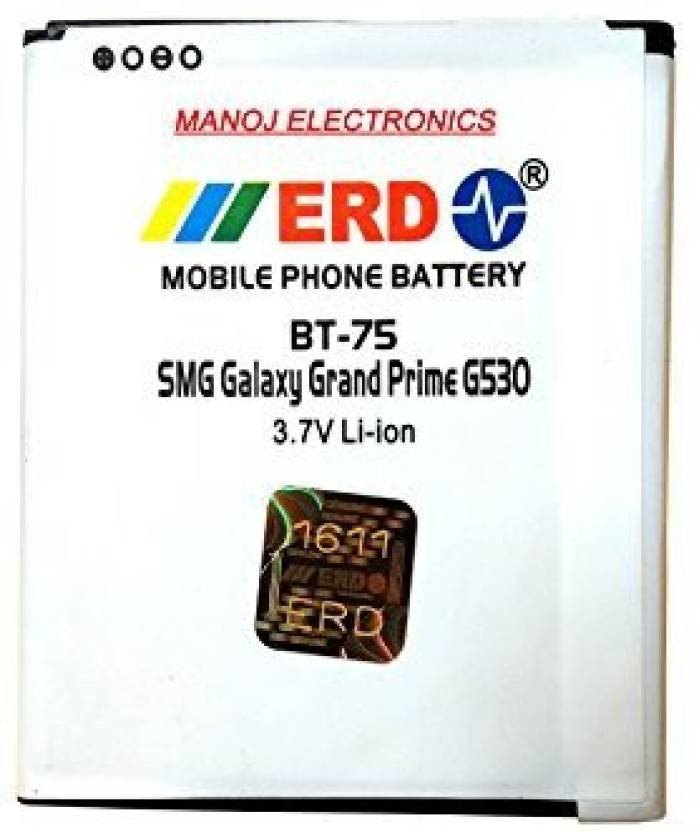 ERD Mobile Battery For Samsung SMG Galaxy Grand Prime G530/ Galaxy J5 EB-BG530BBE