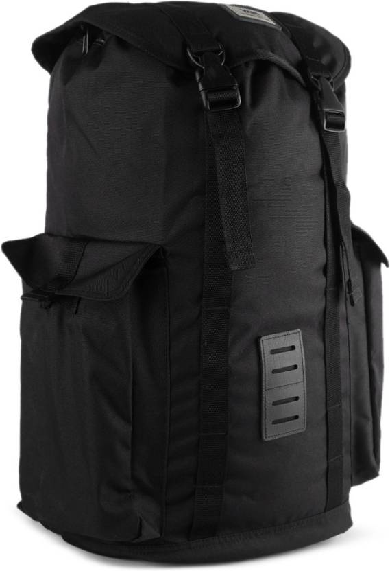 c9515de76a Vans OFF THE WALL BACKPACK 30 L Backpack BLACK - Price in India ...