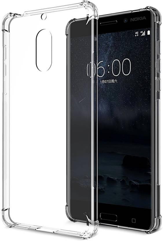 half off 7a952 8ca56 Bracevor Back Cover for Nokia 6