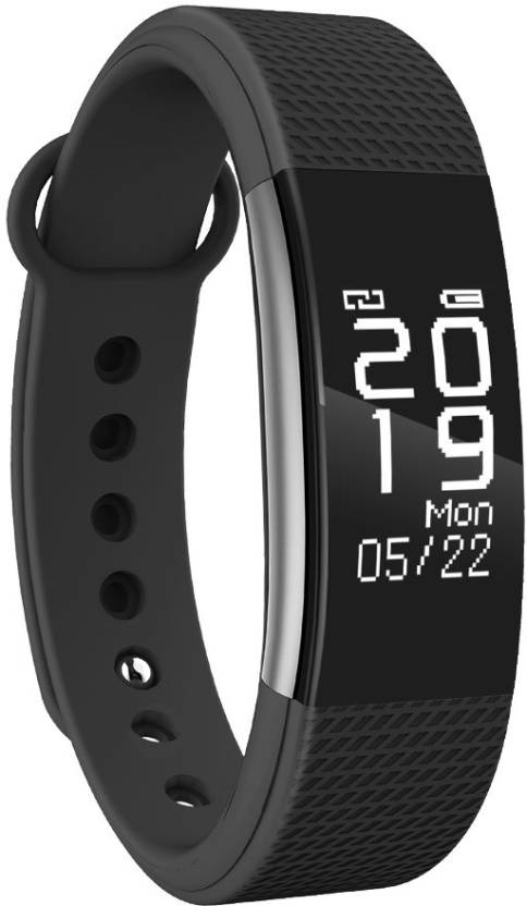 ca614250fad Bingo F1 Bluetooth Heart Rate Monitor Smart Band Bracelet Tracker Activity for  Android IOS Phone Fitness Band (Black