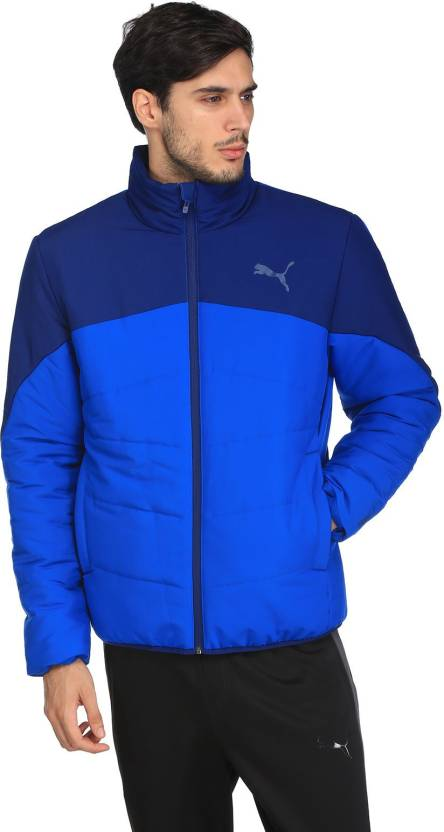 809cb4362427 Puma Full Sleeve Solid Men Sports Jacket - Buy Puma Full Sleeve Solid Men Sports  Jacket Online at Best Prices in India