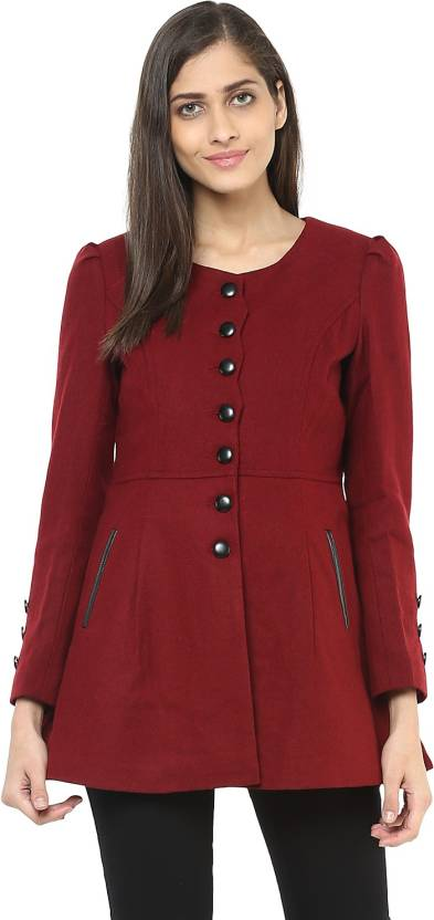 bbe7d6fea Honey By Pantaloons Full Sleeve Checkered Women s Bomber Jacket - Buy Honey  By Pantaloons Full Sleeve Checkered Women s Bomber Jacket Online at Best  Prices ...