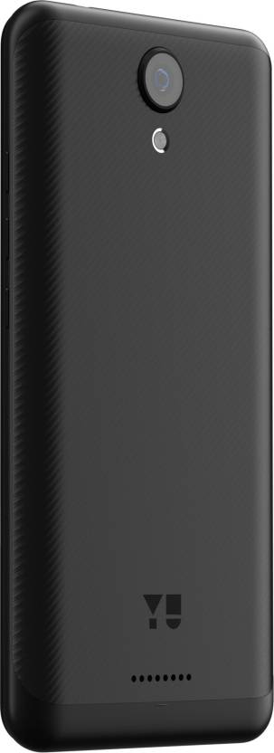 Yu Yunique 2 (Coal Black, 16 GB)