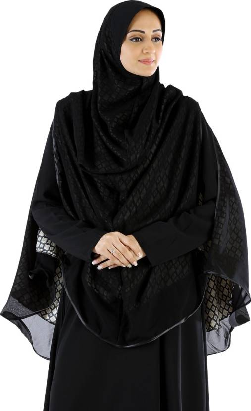 f1d409d7e3d mehar hijab Solid chiffon Women s Scarf - Buy mehar hijab Solid chiffon Women s  Scarf Online at Best Prices in India