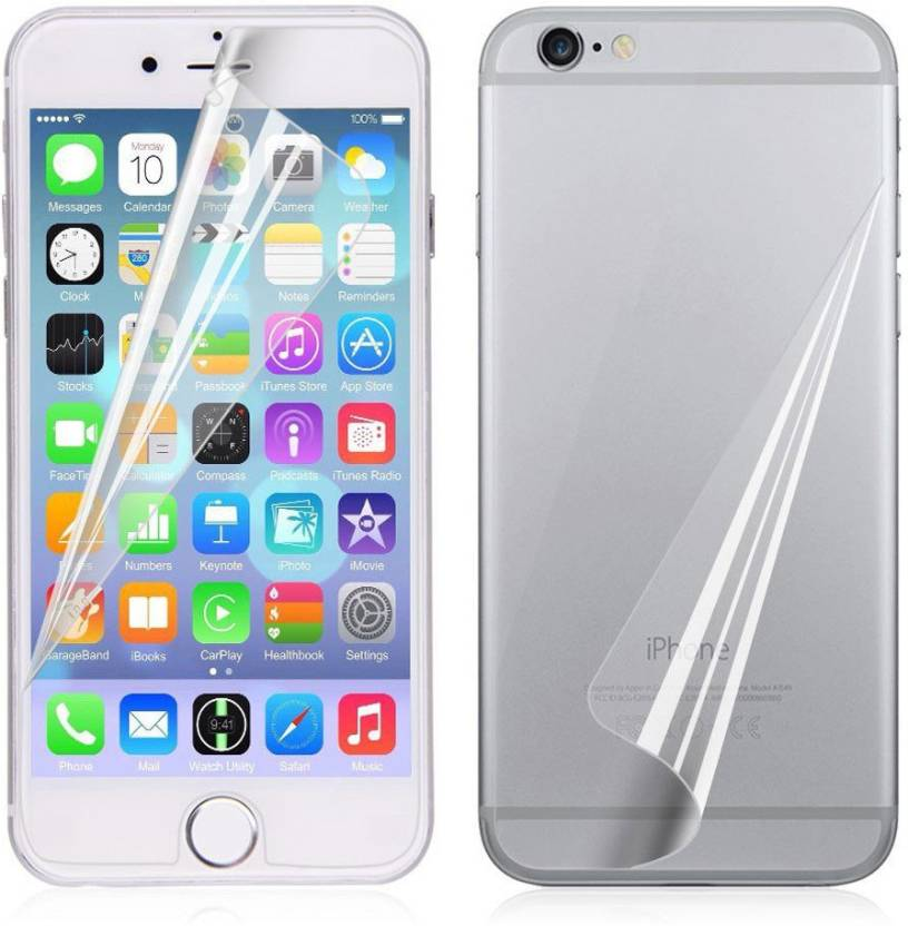reputable site f6518 70445 Alwin Front and Back Screen Guard for Apple iPhone 6 Plus, Apple ...