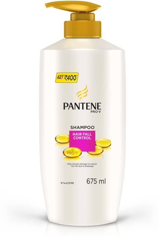 pantene pro v hair fall control shampoo 675ml price in india buy