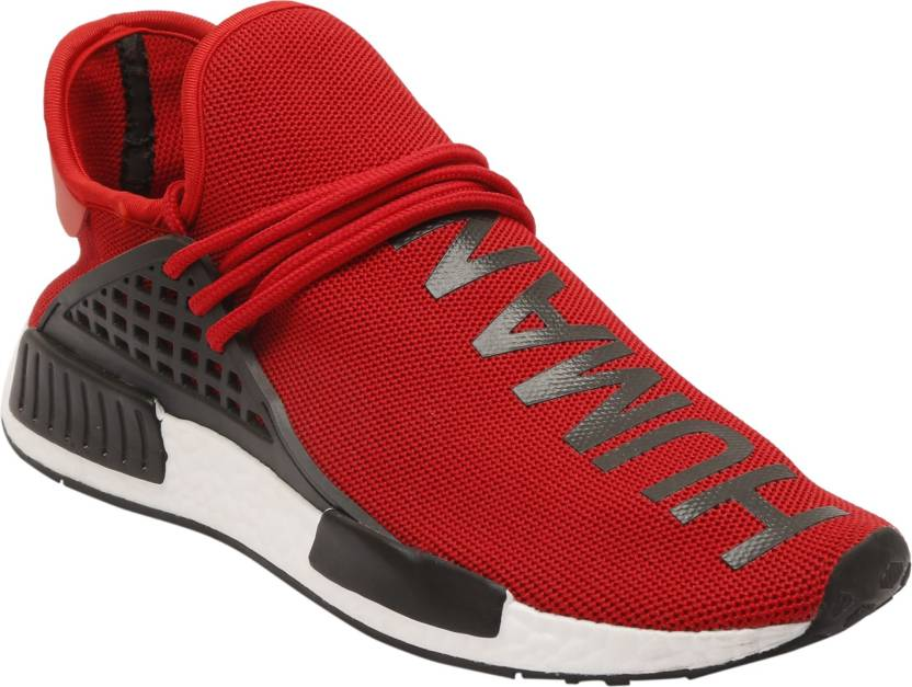 59170ac43c82a Vostro GILBERT Walking Shoes For Men - Buy Red Color Vostro GILBERT ...