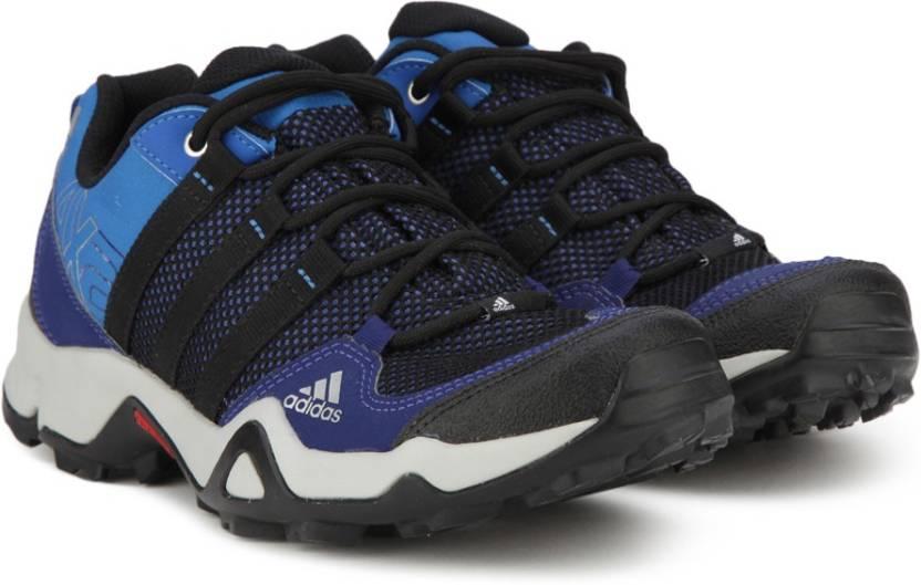 Adidas Ax2 Outdoor Shoes For Men Buy Uniink Blubea Black Presi