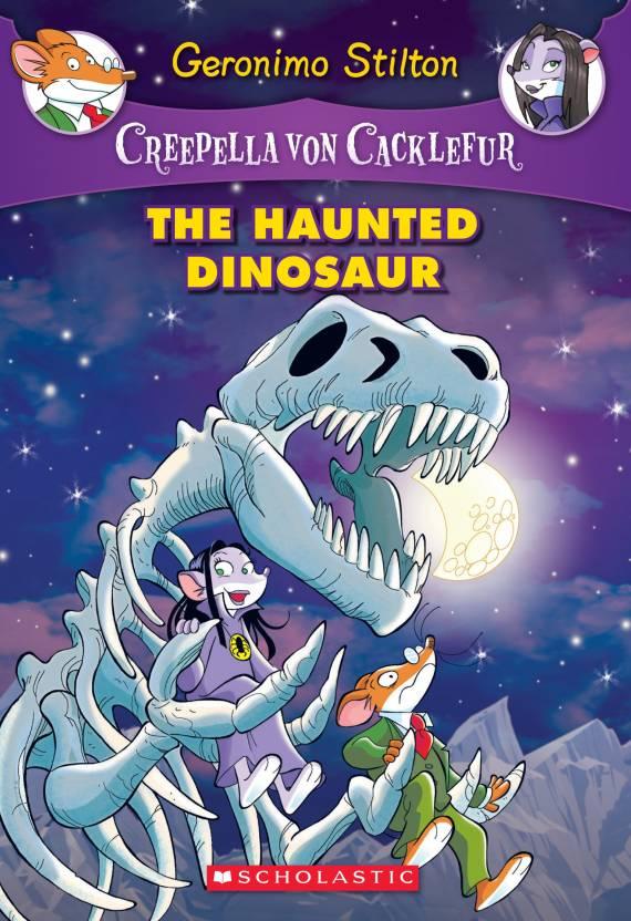 The Haunted Dinosaur