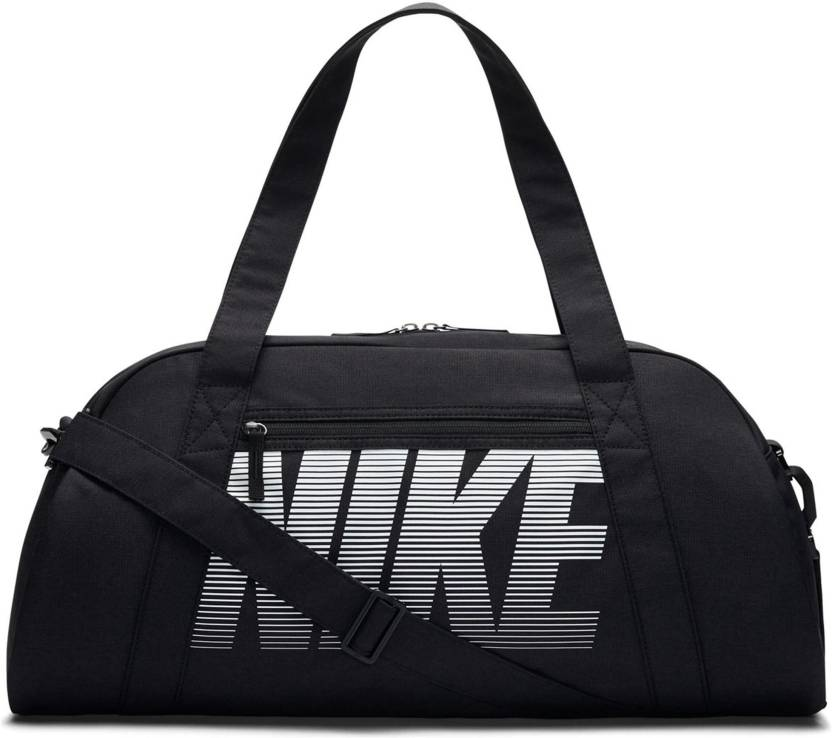 Nike Gym Club Training Duffel Bag Travel Duffel Bag Black - Price in ... 2dfdeca42f2cd