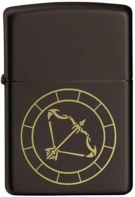 9217f62f806 Zippo Zodiac Sign Edition Sagittarius Pocket Lighter Price in India ...