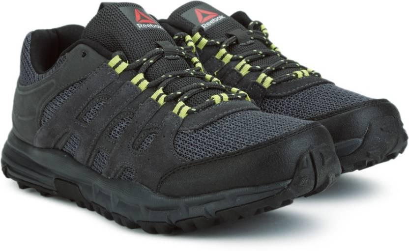 eb1c54edcc50 REEBOK ADVENTURE VOYAGER Outdoor Shoes For Men - Buy GRAVEL BLK HIGH ...