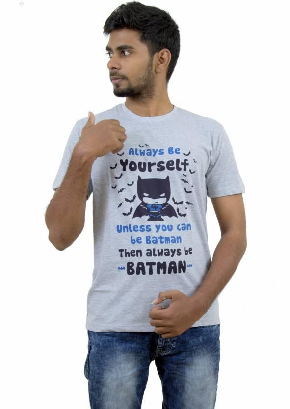4c4ec725 Indian Aurochs Printed Men's Round Neck Grey T-Shirt - Buy Indian Aurochs  Printed Men's Round Neck Grey T-Shirt Online at Best Prices in India |  Flipkart. ...
