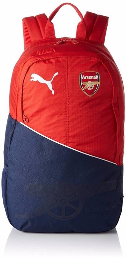 18b8bee80c Puma Arsenal Fanwear 19 L Backpack (Red