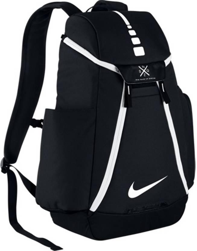 faa6617e8e69 Nike Hoops Elite Max Air 37 L Backpack Black - Price in India ...