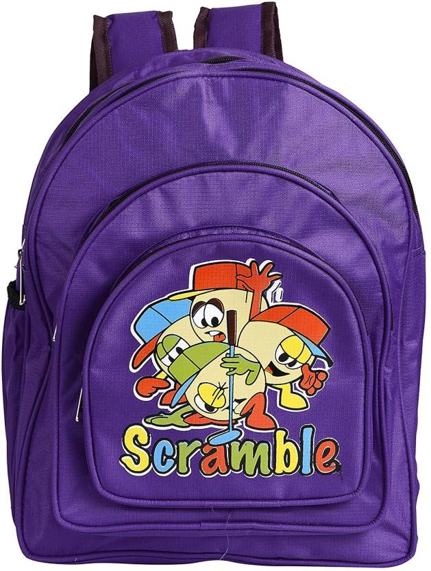 f44e76df11bc MultiZone Children Preschool Nursery Picnic Backpack School Bag (Purple