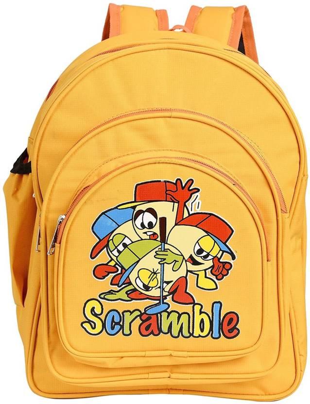 9f55f7112a6f MultiZone Children Nursery Preschool Picnic Backpack School Bag (Yellow