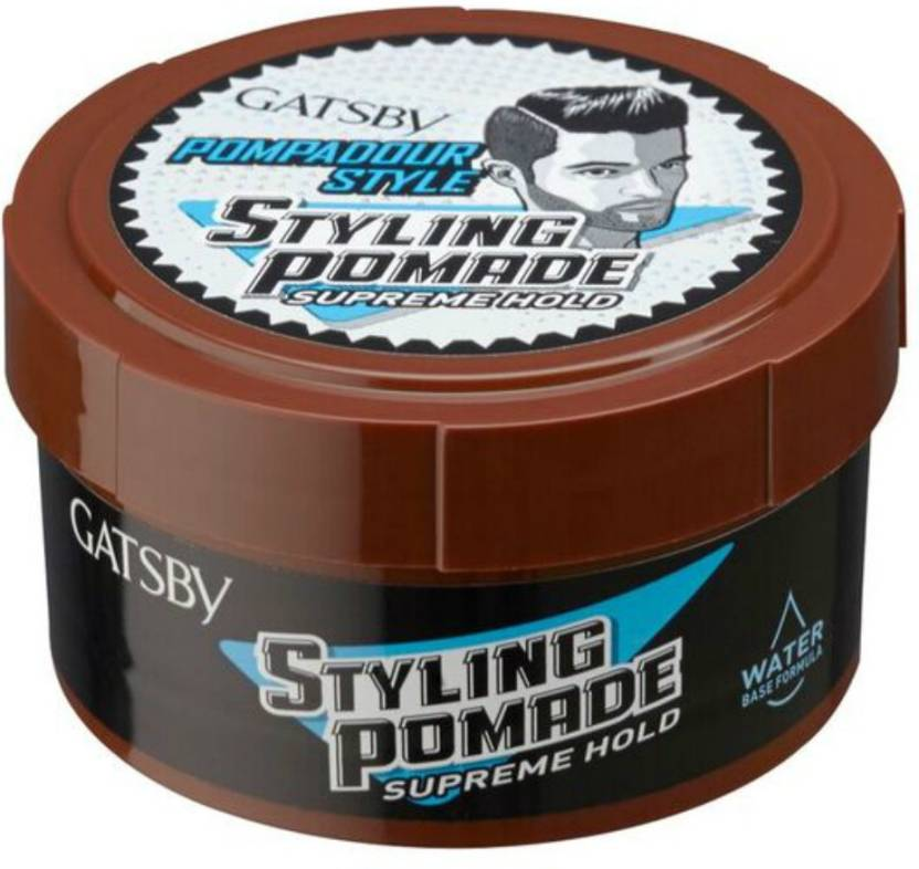 Gatsby Styling Pomade Supreme Hold Hair