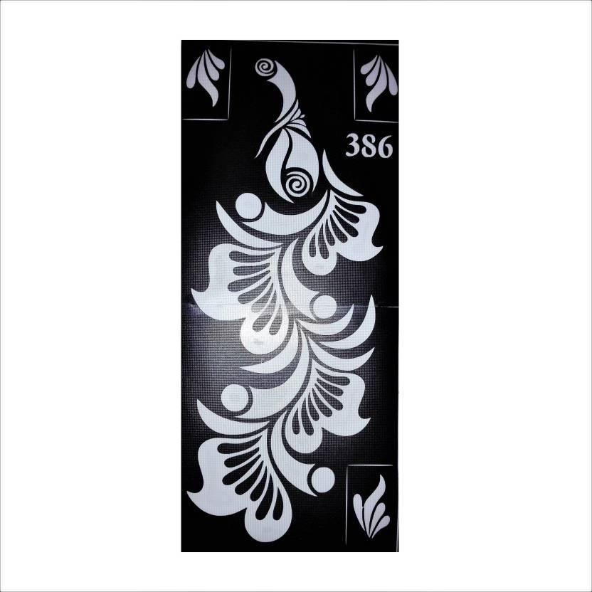Arr Henna Stencils Black Price In India Buy Arr Henna Stencils