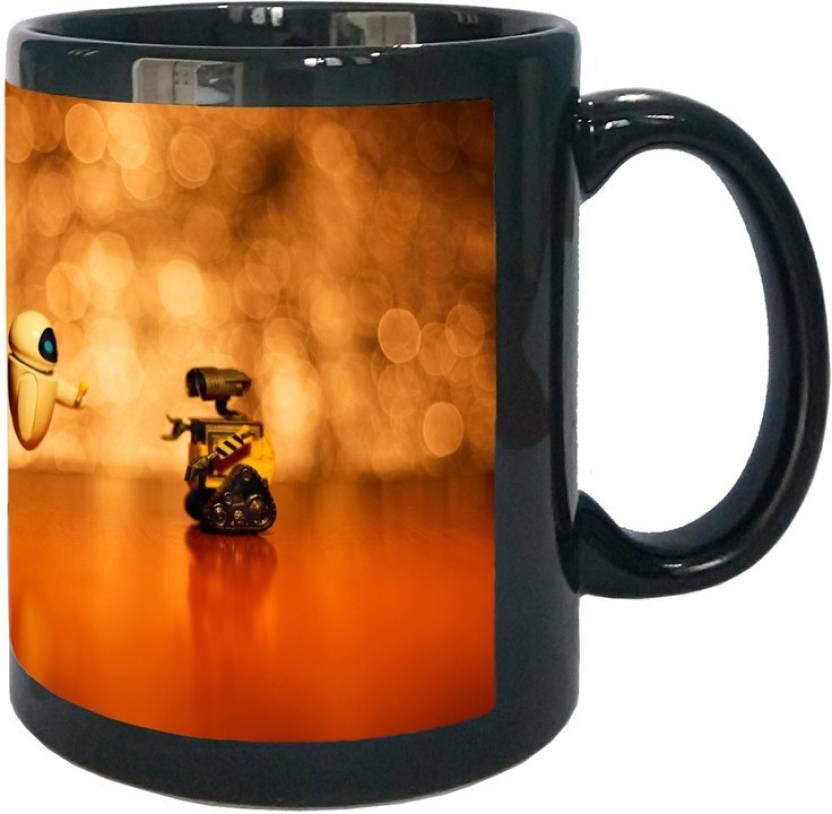 And Mug In Ceramic E Eve Arkist Wall India Black Wallpaper Price 0wPXOk8n