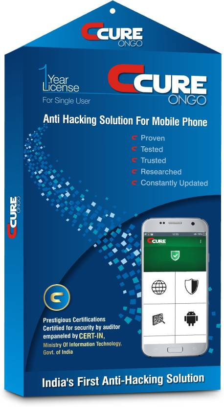 Ccure Ongo Anti Hacking Solution for Mobile (1 Device 1 Year