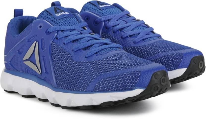 feb31c0a87ca REEBOK HEXAFFECT RUN 5.0 MTM Running Shoes For Men - Buy BLUE WHITE ...