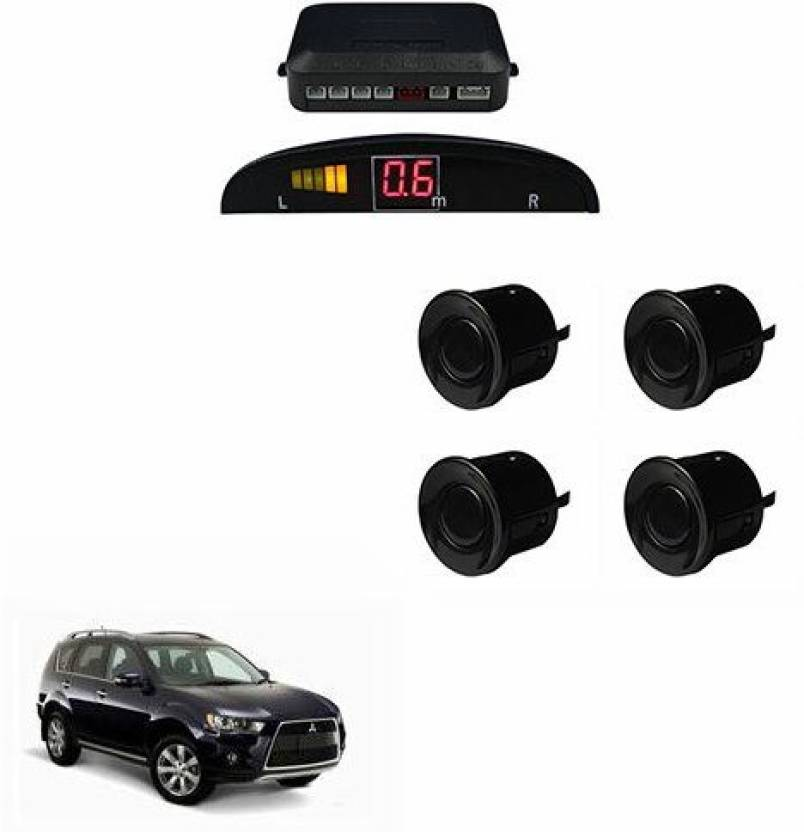 A2D 13530 13530-1 Mitsubishi Outlander Parking Sensor Black Parking Sensor