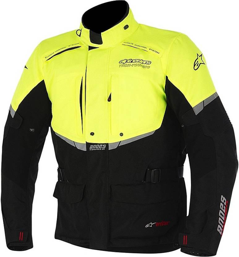 Alpinestars Andes Drystar Bike Riding Protective Jacket Price In