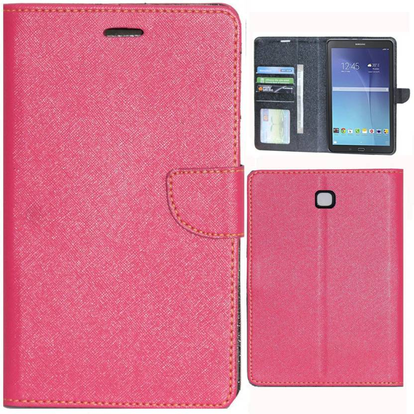Gizmofreaks Flip Cover for Samsung Tab A 8.0 8\ Pink