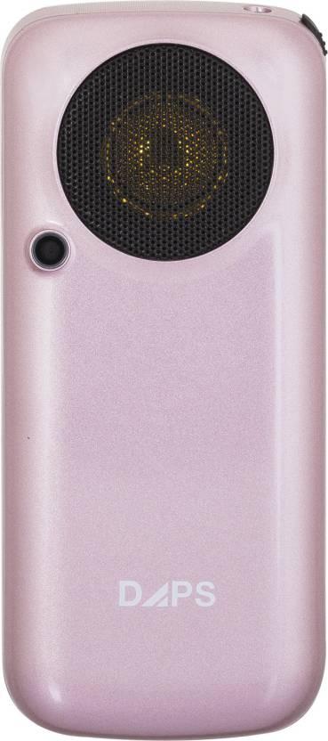 DAPS 9090bs(Pink & Black)
