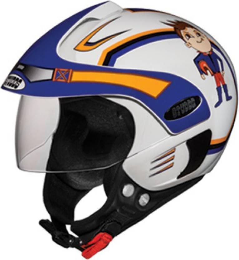 Studds Marshall Kids Motorsports Helmet - Buy Studds Marshall Kids ...