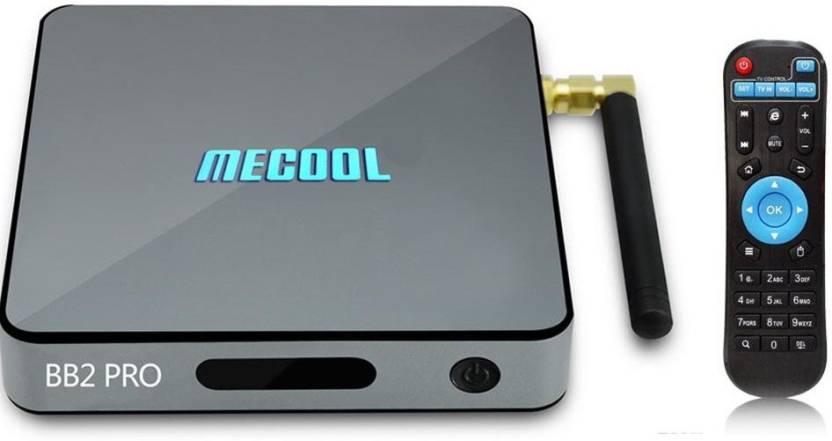 MBOX Mecool BB2 Pro Android 6 0 Amlogic S912 64 bit Octa core Smart TV Box  3GB DDR4 + 16GB Bluetooth 4 0 WiFi 2 4G/5 8G H 265 4K Player Media
