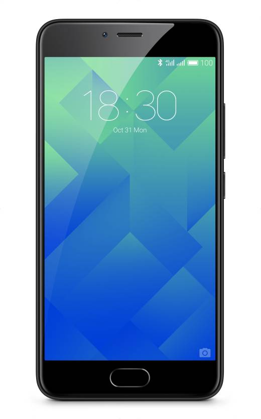 Meizu M5 (Black, 32 GB)