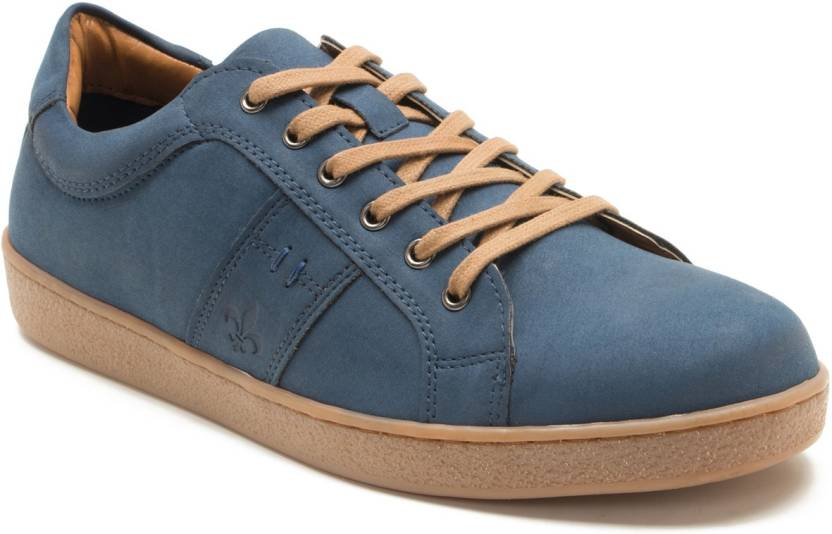 0cb5c7595d5cf8 Bond Street By Red Tape BSS0684 Sneakers For Men - Buy Blue Color ...