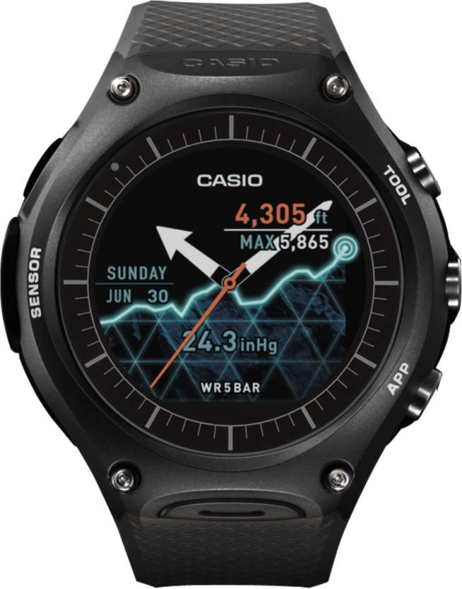 Casio Smart Outdoor Smartwatch
