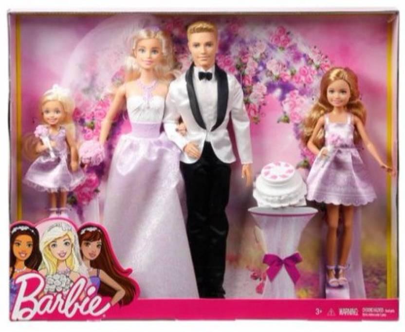 2270d7273fe7 Barbie Wedding Gift Set - Wedding Gift Set . Buy Ken