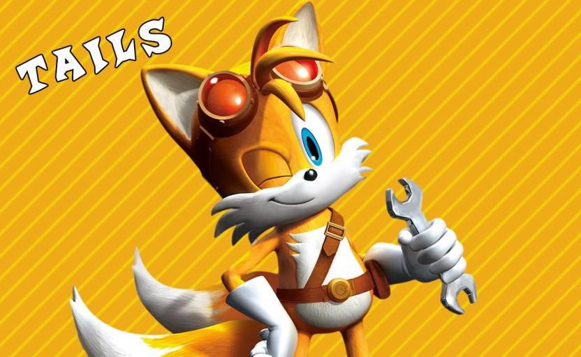 TV Show Sonic Boom Miles