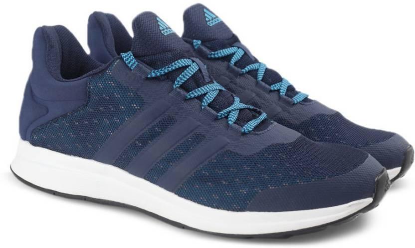 Adidas adiphaser m per gli uomini comprano scarpe da corsa mysblu / myspet colore