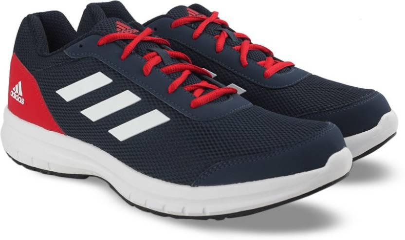 adidas galactus m per gli uomini comprano scarpe da corsa mysblu / ftwwht