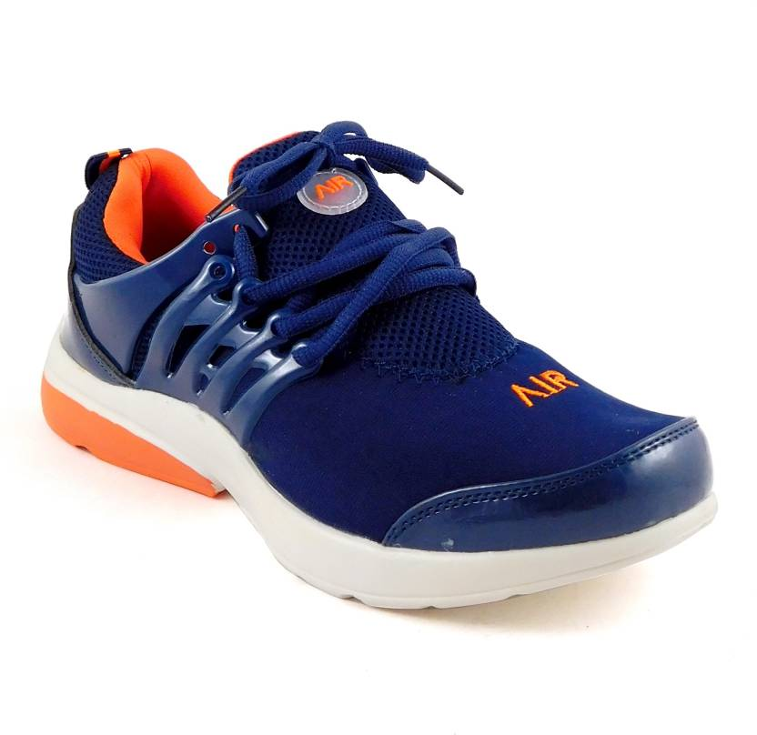 c70630bc Air Sports PRESTO Running Shoes For Men - Buy NAVY ORANGE Color Air ...
