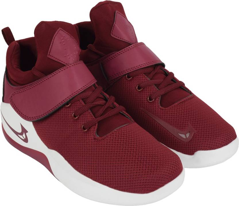 Go India Store Training Gym Shoes For Men Buy Maroon Color Go