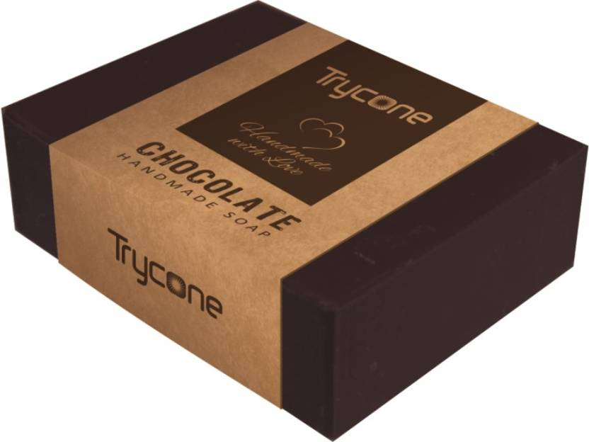 Trycone Handmade Chocolate Soap 100 Gm