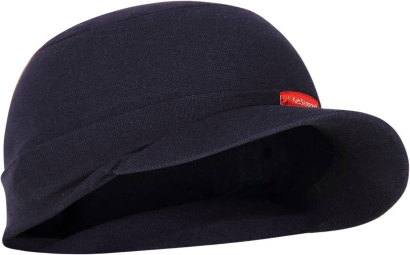 FabSeasons Solid Cotton Skull Cap - Buy Blue FabSeasons Solid Cotton Skull  Cap Online at Best Prices in India  8c46f49d8ec