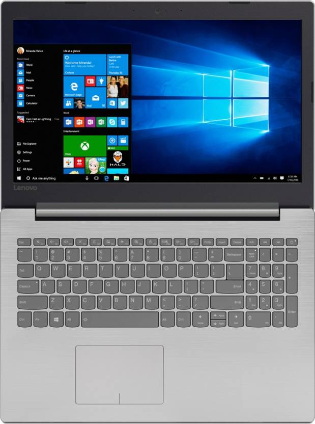 Lenovo Ideapad Core i7 7th Gen - (8 GB/1 TB HDD/Windows 10 Home/2 GB Graphics) IP 320E Laptop