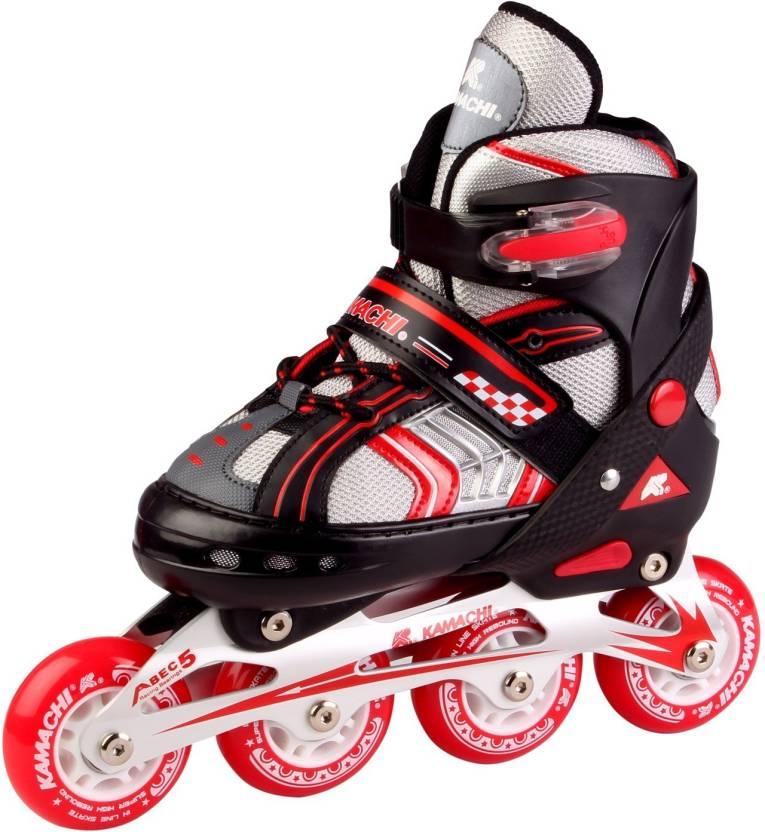 b1b07716b0f KAMACHI K-1201 In-line Skates - Size 6-8 UK - Buy KAMACHI K-1201 In ...