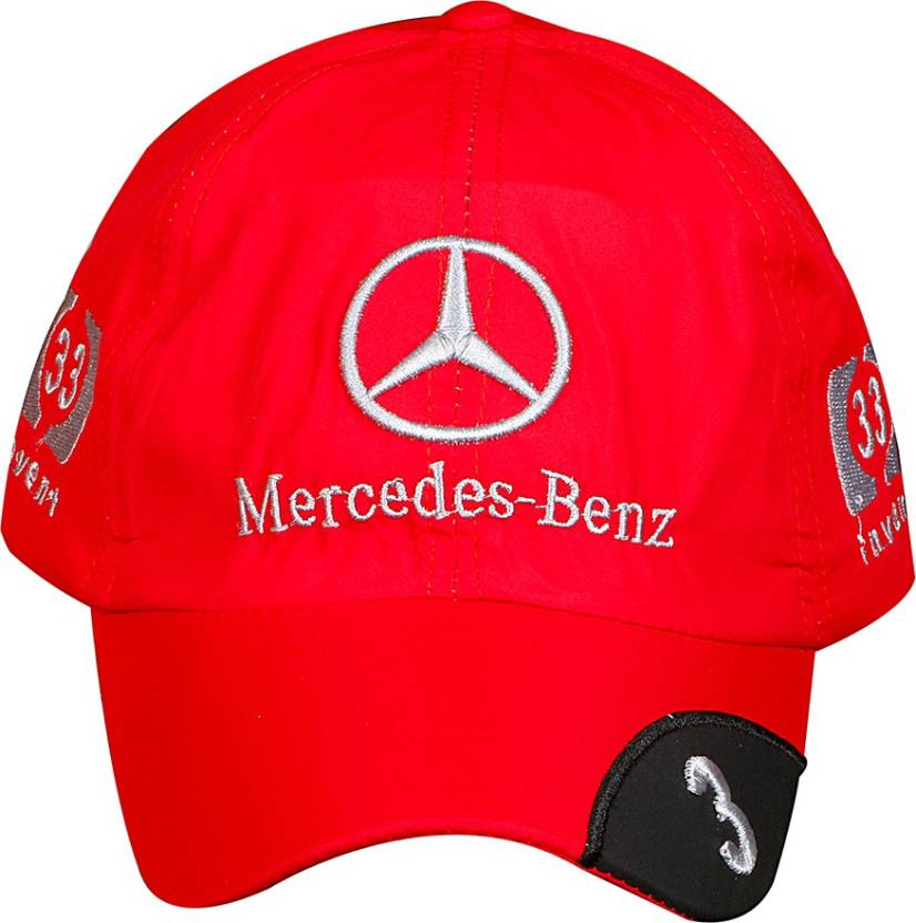 9538f4885f6 Merchanteshop Mercedes Benz Red Base Ball Cotton Cap - Buy Merchanteshop  Mercedes Benz Red Base Ball Cotton Cap Online at Best Prices in India