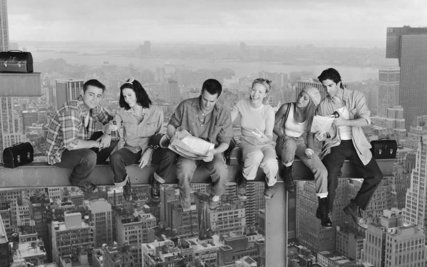 TV Show Friends Ross Geller David Schwimmer Joey Tribbiani Matt