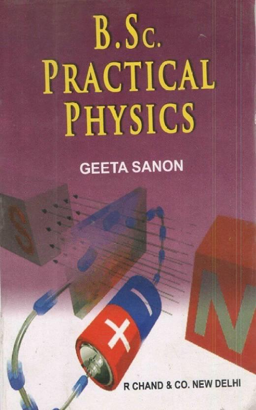 physics practical geeta sanon