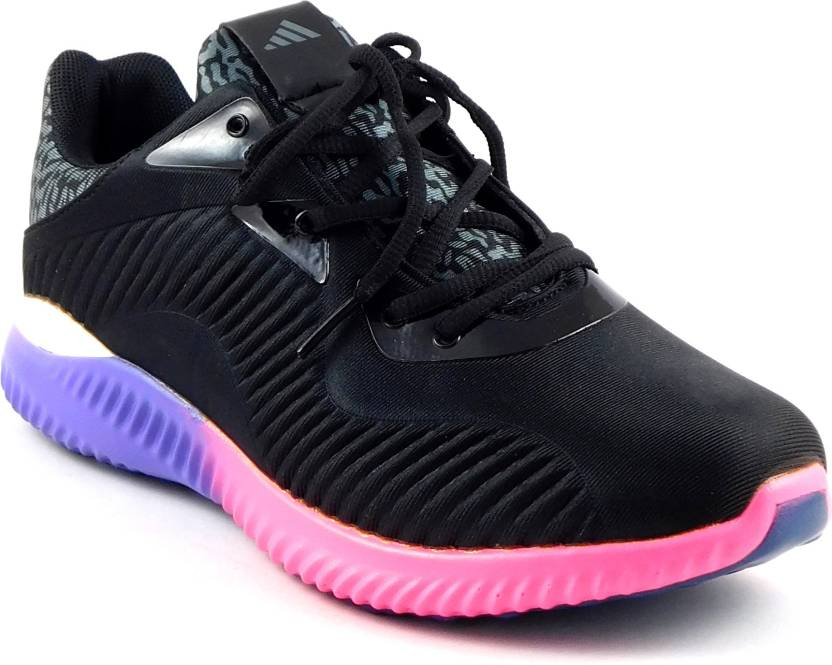 44fd6faef55ec Air Sports ALPHABOUNCE Running Shoes For Men - Buy BLACK-PINK Color ...