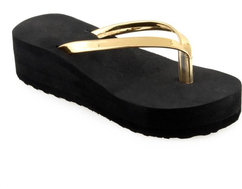 for cheap cheap online ebay cheap online Shoe Lab Gold Flip Flops factory outlet online websites gpG41H
